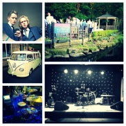 Absolute Funk Gig in Halifax collage