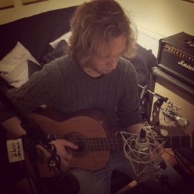 Recording Classical Guitar with Chris Young