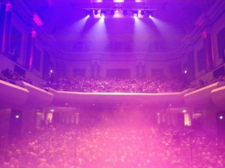 Packed out National Concert Hall in Dublin. Sold out to 1200 all up and dancing.