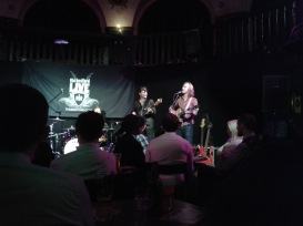 Gig at The Bedford in London with Jennifer Ann