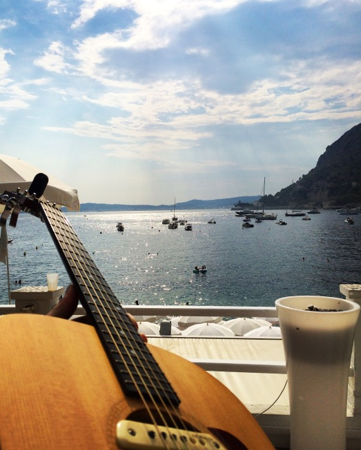 Gig in Monte Carlo in the south of France