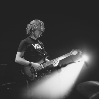 Phil with Strat