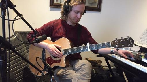 Recording for Rogan