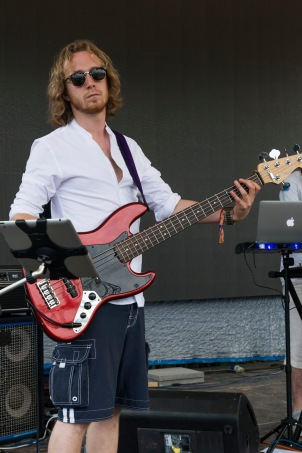 Playing Bass for Rogan
