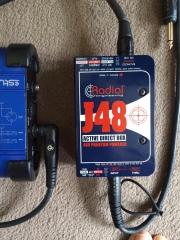 New Radial J48 DI Box