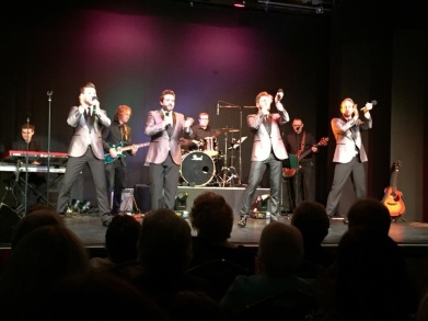 Frankie Valli Tribute Band - Live in Worksop